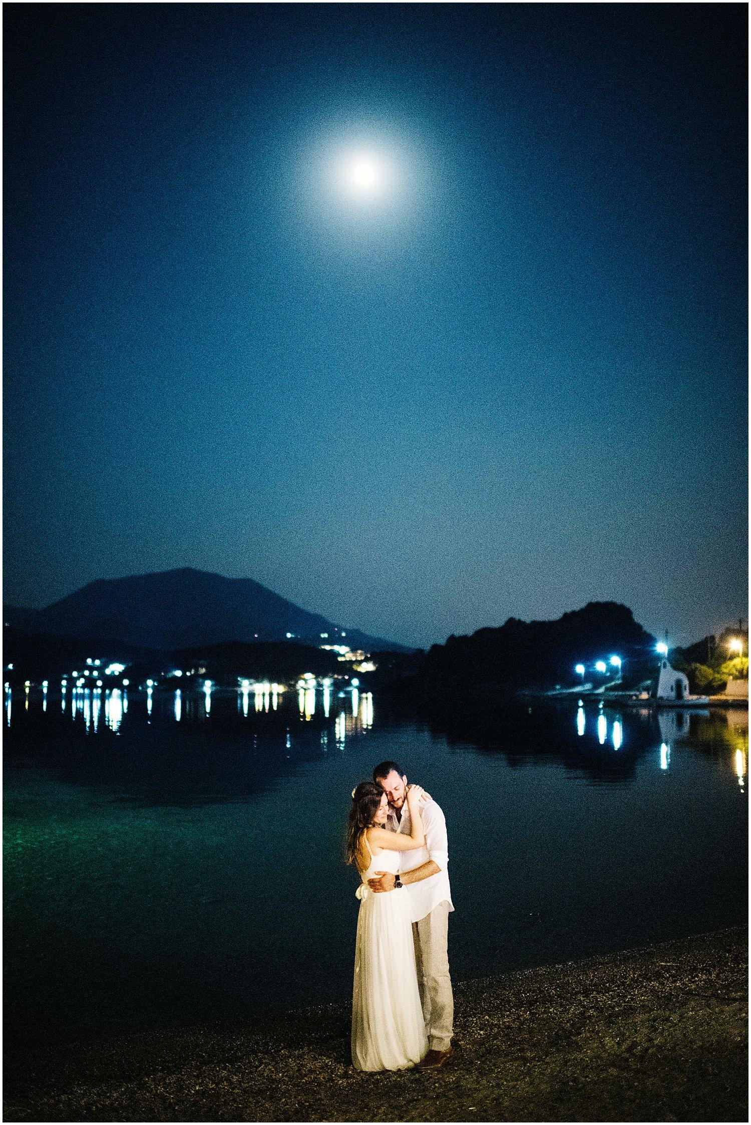 Wedding By The Sea Greece 104
