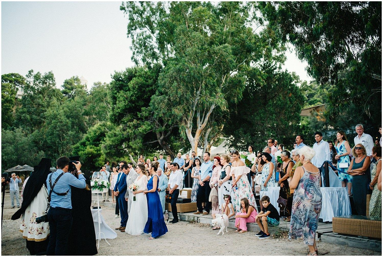 Wedding By The Sea Greece 59