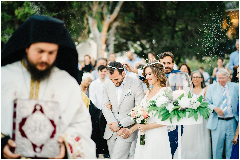 Wedding By The Sea Greece 73