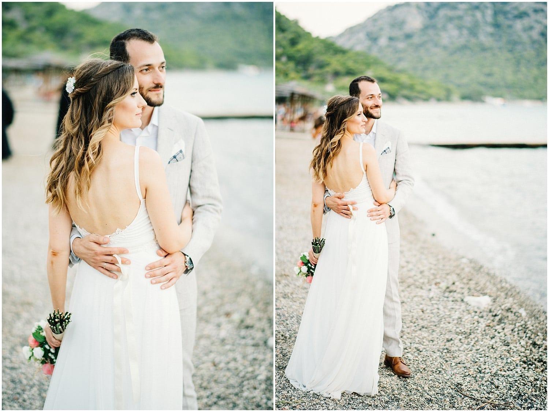 Wedding By The Sea Greece 77