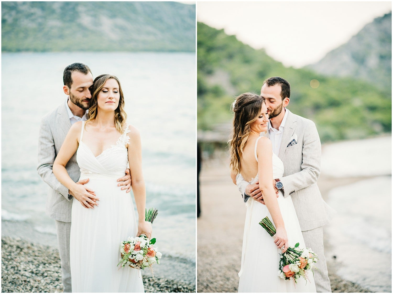 Wedding By The Sea Greece 78