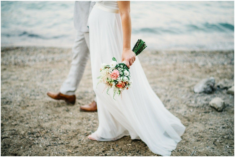 Wedding By The Sea Greece 81