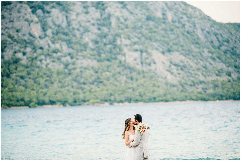 Wedding By The Sea Greece 82